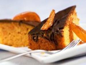 Torta Morbida di Zucca Bio al Cacao